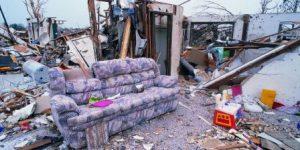 uništena kuća iznajmljivača
