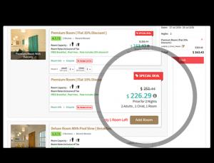 promotivne ponude i popusi na web stranici hotela
