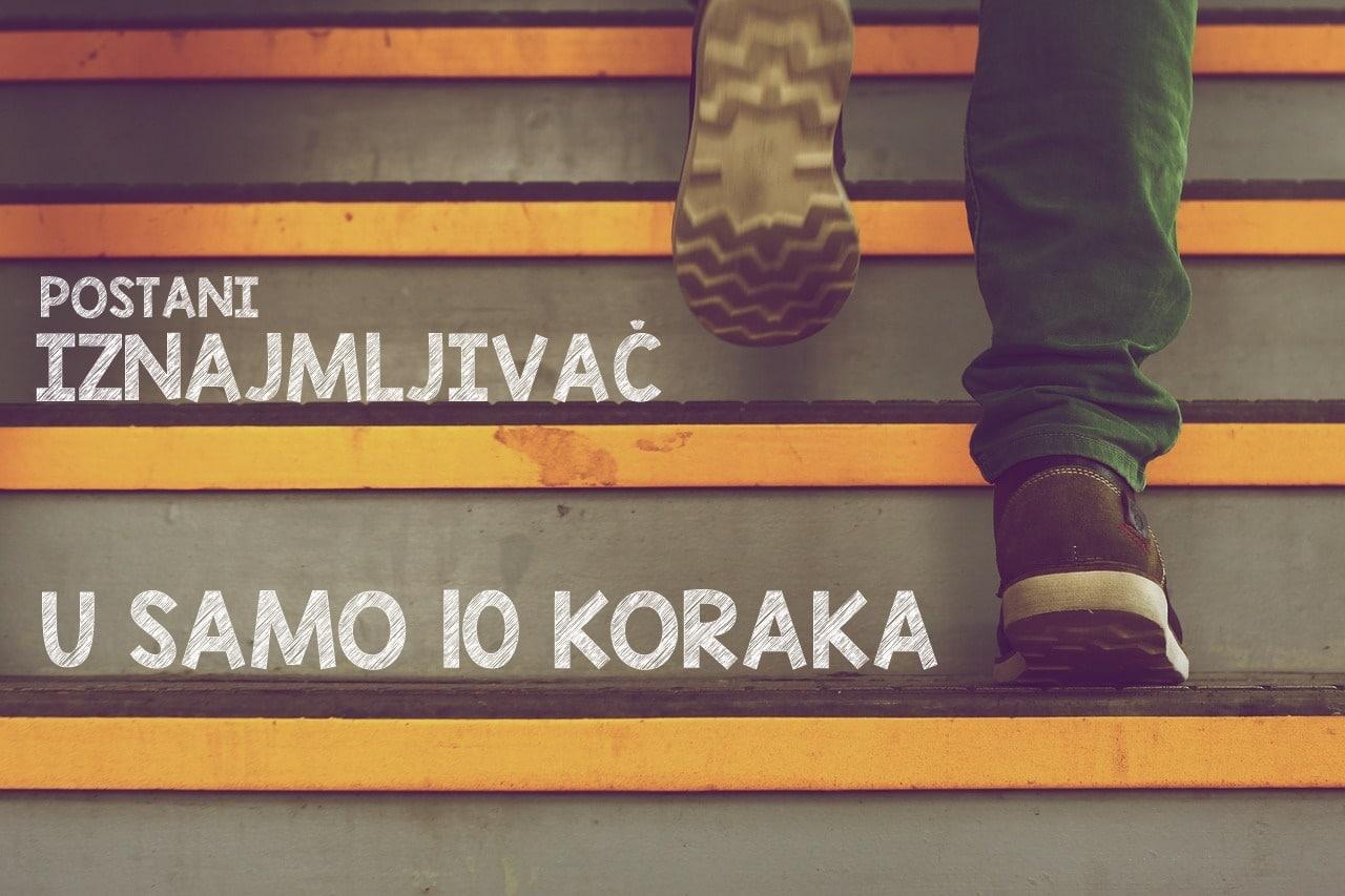 10 koraka