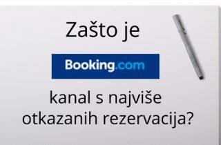 booking.com i otkazane rezervacije