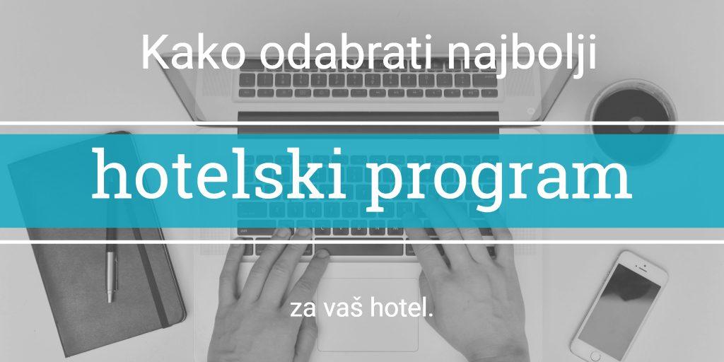 program za hotele