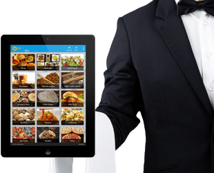 digitalni restoranski meni