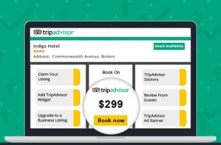 TripAdvisor za hotele