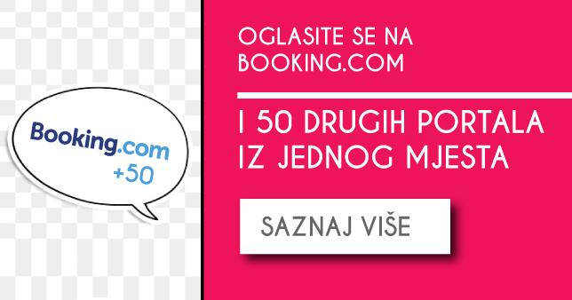 Kako se oglasiti na booking.com