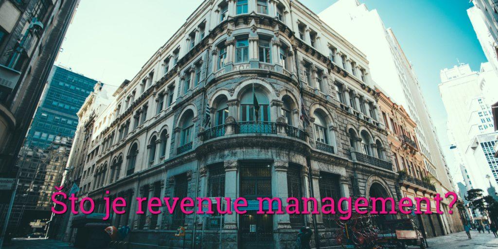 Što je revenue management