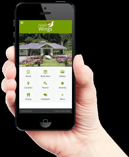 Mega app moblina aplikacija ta hotele
