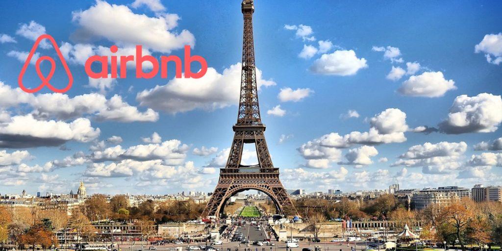 airbnb u francuskoj