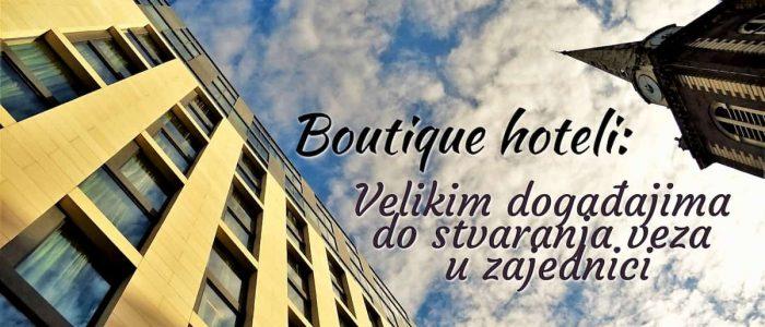 boutique hoteli