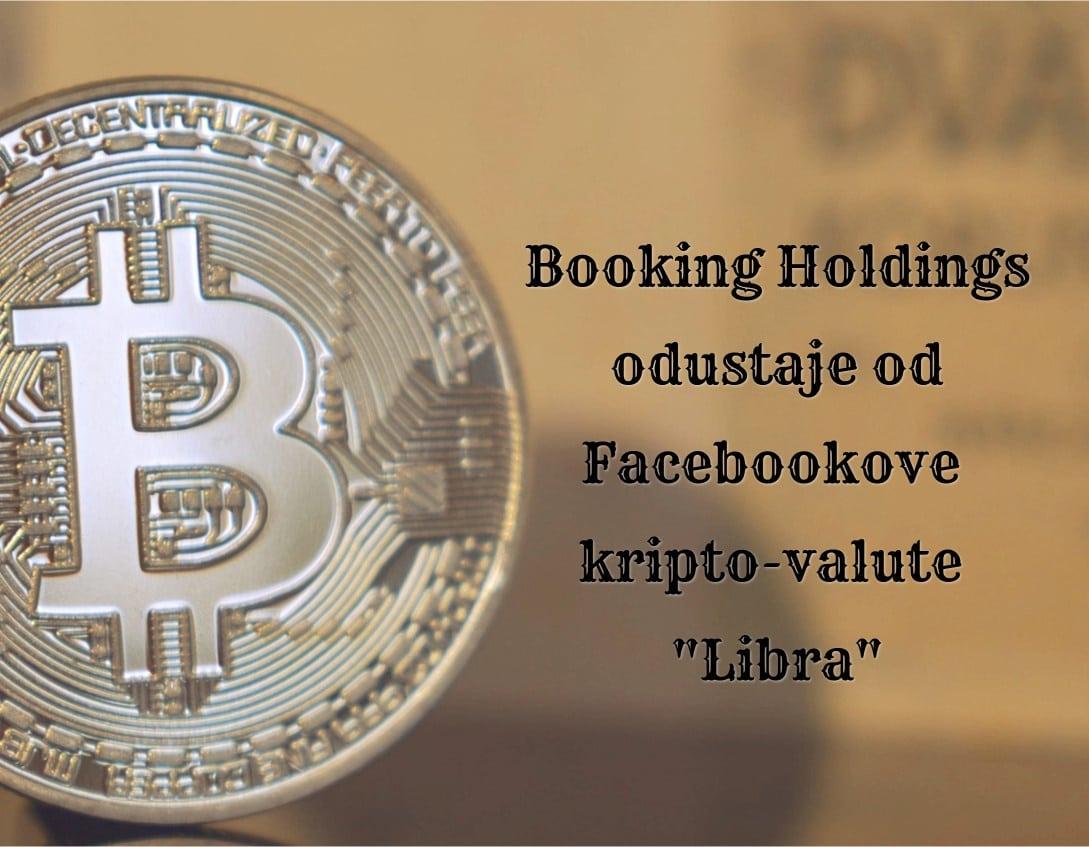 Booking Holdings odustaje od Facebookove kripto-valute Libra