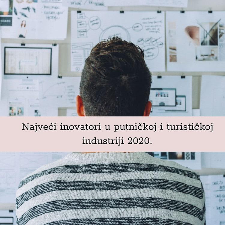 Najveći inovatori u putničkoj i turističkoj industriji: Zimsko izdanje, 2020.