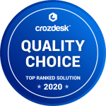 Crozdesk Quality Choice Badge