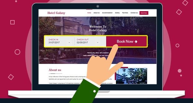 povećavanje izravnih rezervacija na vašoj web lokaciji hotela